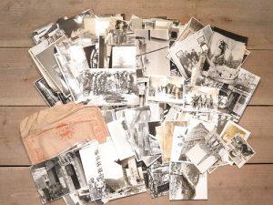 第二次世界大戦中の古写真 買取